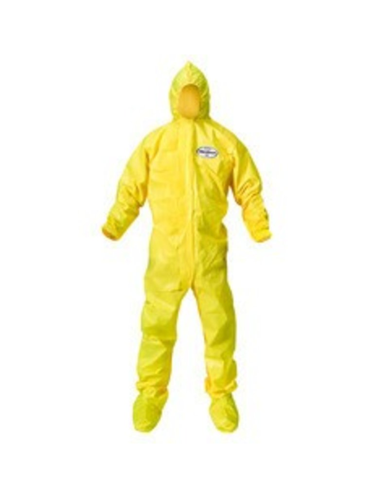 3M Chemical Resistant Lg Coveralls