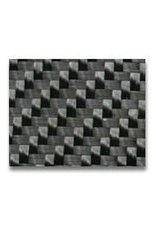 Carbon Fiber Twill Square Foot