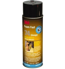 3M 3M Spray Foam Adhesive #74 16oz Can