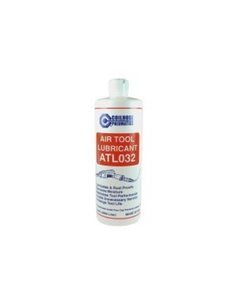 Coilhose Air Tool Lubricant Oil, 32 oz.