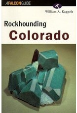 Rockhounding Colorado Book