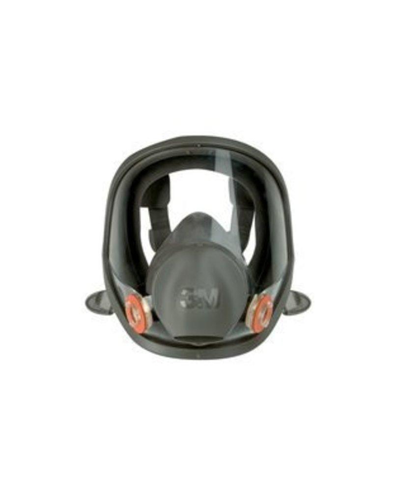 3M Full Mask Respirator Small 6000 (No Cartridge)
