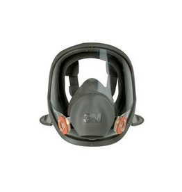 3M Full Mask Respirator Medium 6000 (No Cartridge)