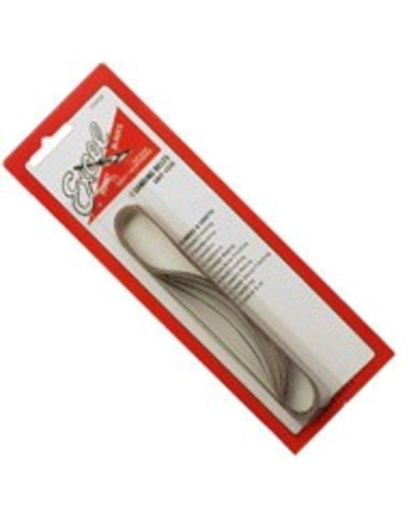 Excel Hobby Blades Excel Sanding Belt 400 Grit