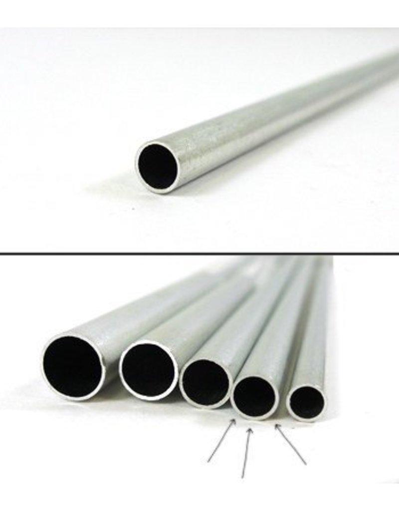 K & S Engineering Aluminum Tube 3/16''x.014''x12'' #8104