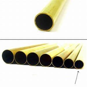 K & S Engineering Brass Tube 9/32''x.014''x12'' #8132