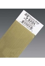 K & S Engineering Brass Strip .016''x2''x12'' #8234