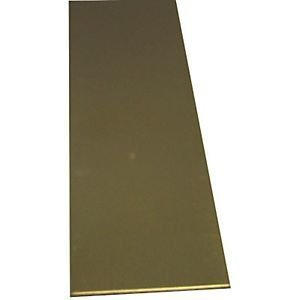 K & S Engineering Brass Strip .032''x1/2''x12'' #8241