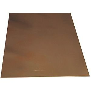 K & S Engineering Copper Sheet .016''x4''x10'' #277