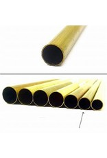 K & S Engineering Brass Tube 5/16''x.014''x36'' #1151