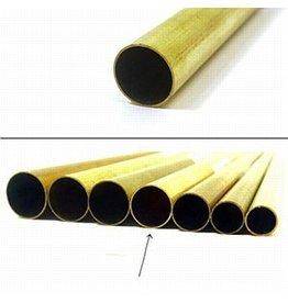 K & S Engineering Brass Tube 5/8''x.029''x36'' #9221
