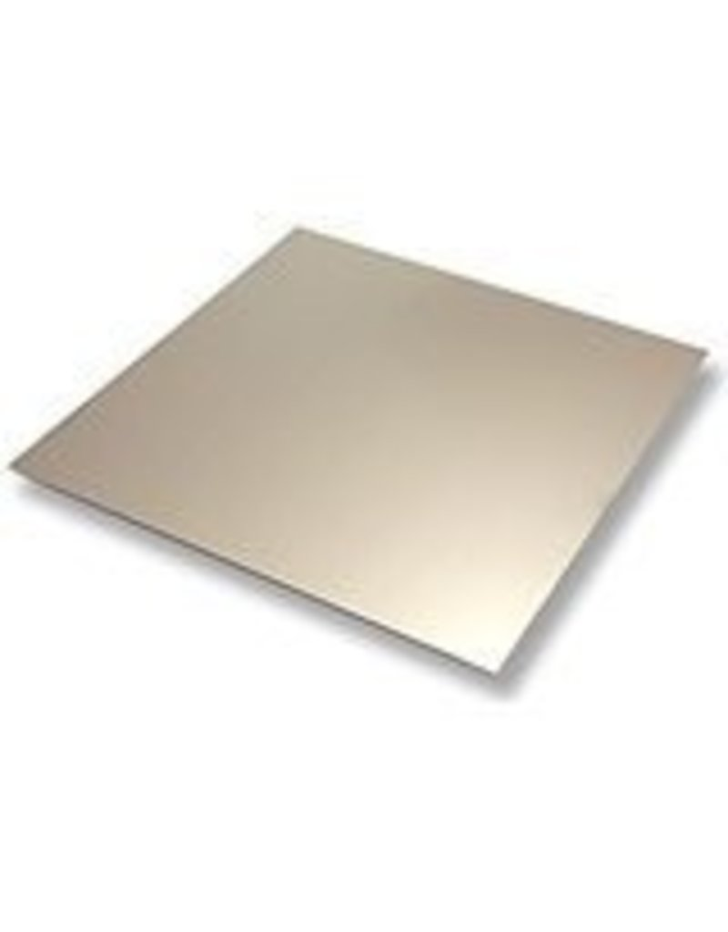 K & S Engineering Stainless Sheet .025''x6''x12'' #87185