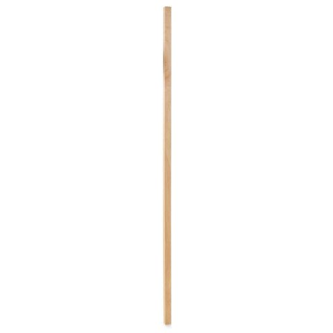 3/4'' Square Wooden Dowel Red Tip