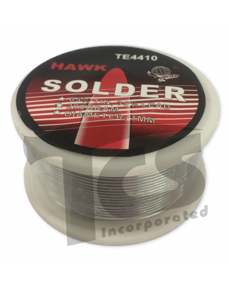 1mm x 200 Gram Solder
