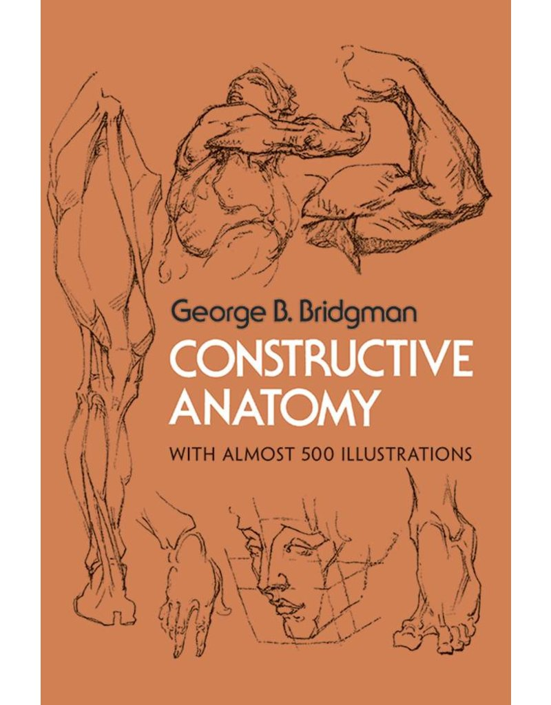 Constructive Anatomy Book