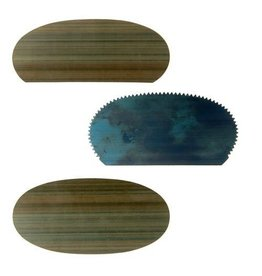 Steel Palette Set of 3