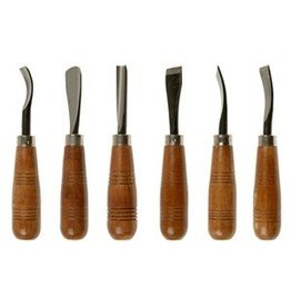 Sculpture House Inc. Heavy Duty Wood Carving Set