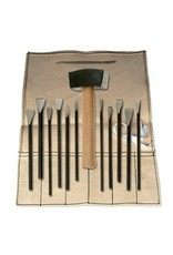 Sculpture House Professional Stone Carving Set 1AZ