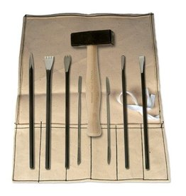 Sculpture House Inc. SH Miniature Stone Carving Set of 8