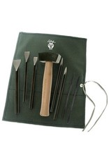 Sculpture House Alabaster Carving Set ACS