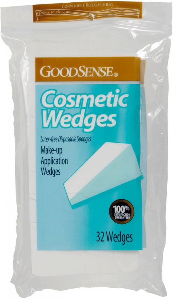 Cosmetic Wedges 32pc