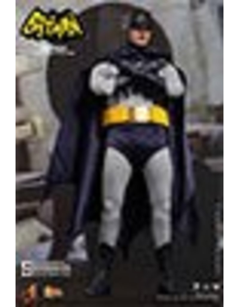 Sideshow Collectables Batman 1960's Version 12'' Figure