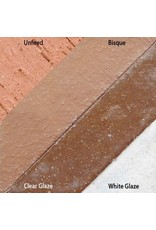 Amaco, Inc. Terracotta Grog Water Clay #77 50lb