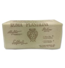 Sculpture House Inc. ROMA #4 White Plastilina 2lb