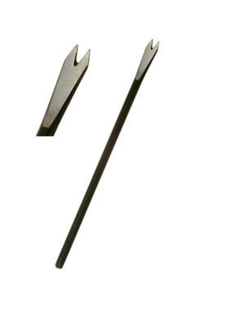 Sculpture House Inc. SH Steel Hand Mini 2 Tooth Chisel