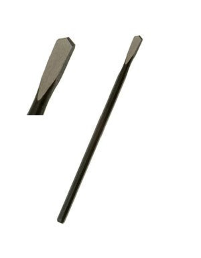 Sculpture House Inc. SH Steel Hand Small Angle Flat Chisel SC8