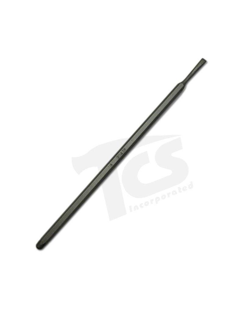 Milani Carbide Hand Flat Chisel 04mm