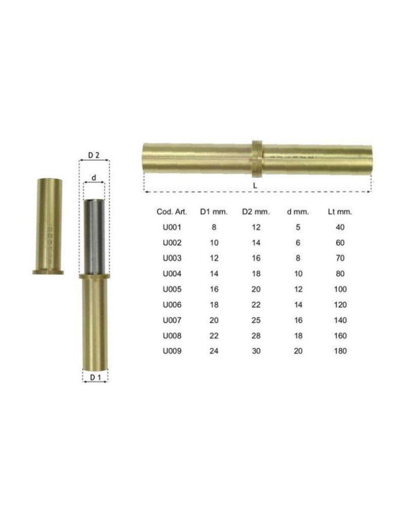 Milani Swivel 10mm D2-14mm,T-6cm