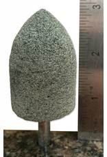 Silicon Carbide Mounted Stone #09 (1/4'' Shank)