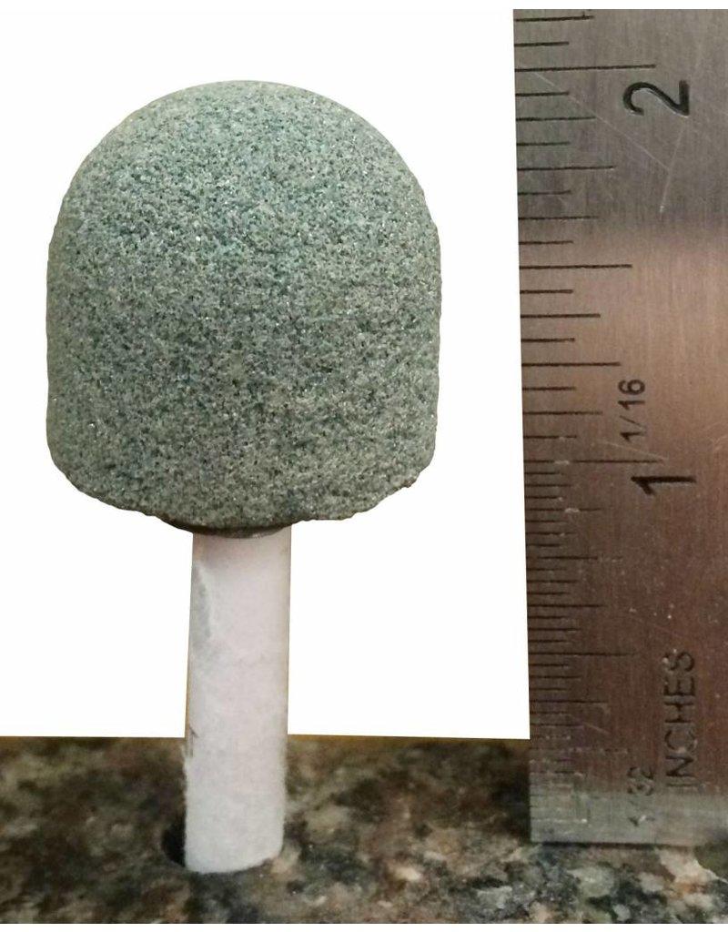 Silicon Carbide Mounted Stone #21 (1/4'' Shank)