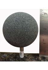 Silicon Carbide Mounted Stone #25 Large (1/4'' Shank)