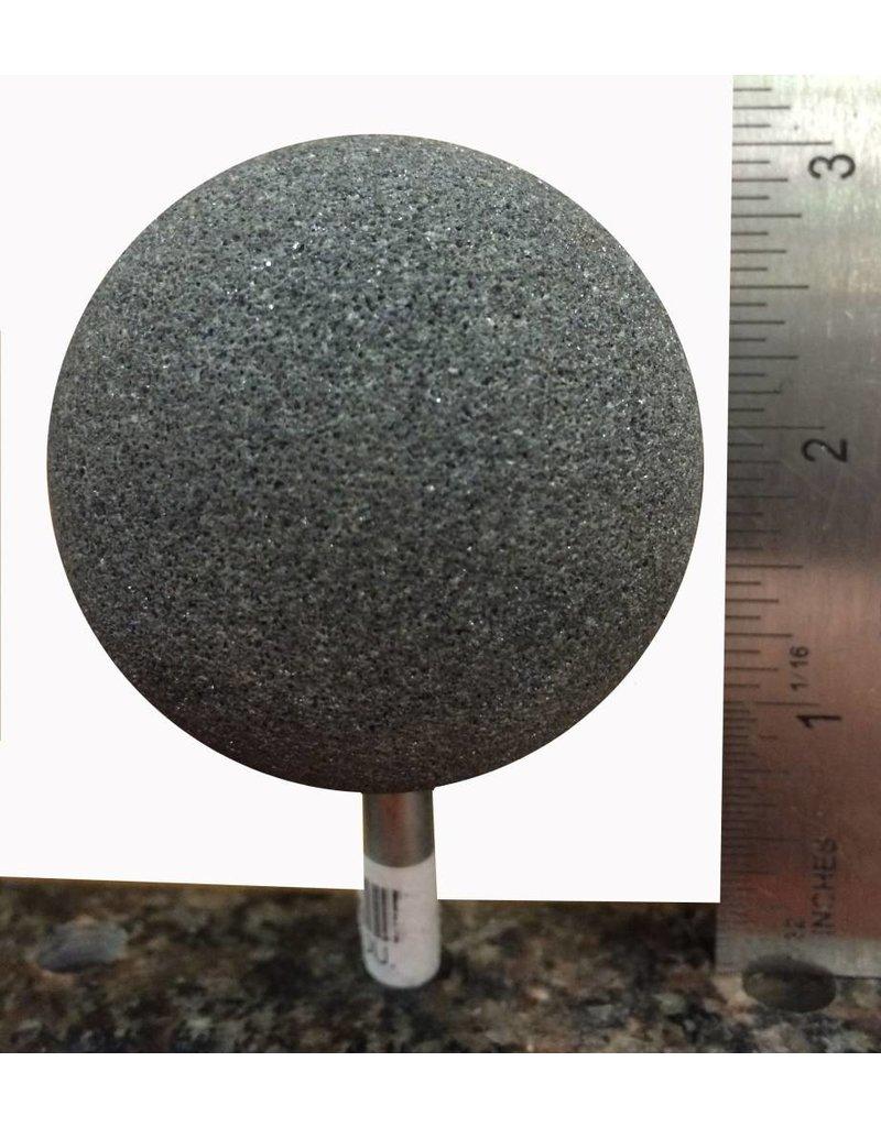 Silicon Carbide Mounted Stone #25 Large (1/4'' Shank)