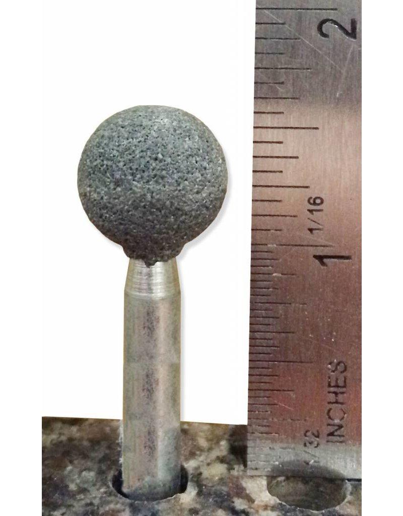 Silicon Carbide Mounted Stone #26 (1/4'' Shank)