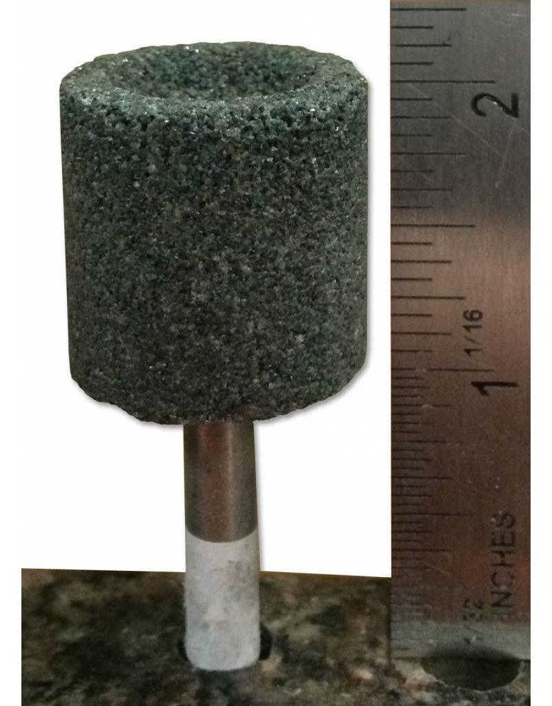 Silicon Carbide Mounted Stone #38 (1/4'' Shank)