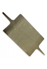 VTS Rasp Special Tanged Plate 6'' X 4'' 50-80 Grit