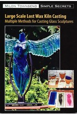 Large Scale Lost Wax Casting Milon Townsend 2 DVD Set