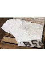 Stone 550lb Pure White Italian Marble 39''x22''x16'' Stone