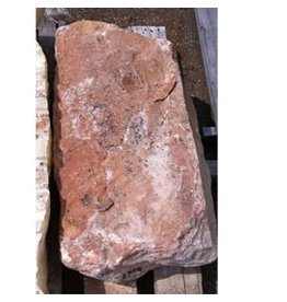 Mother Nature Stone 235lb Pink Sandstone 28''x17''x8''  Stone