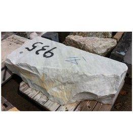 Mother Nature Stone White Marble 47''x21''x15'' 935lb Stone