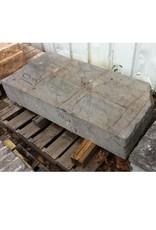 Stone Belgian Black Marble 55''x27''x10'' 1200lb Stone