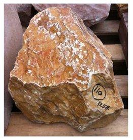 Mother Nature Stone Giallo Siena Marble 15''x12''x9'' 125lb Stone