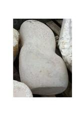 Stone Pink/Grey Sandstone Carved 24''x12''x8'' 155lb Stone