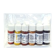 SAM Silicone Dispersion Earthtone 7ml 6pc Set
