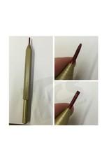 Cuturi Carbide Pneumatic Flat Chisel 3mm (12.5mm shank)