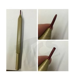 Cuturi Carbide Pneumatic Flat Chisel 3mm (12.5mm shank)
