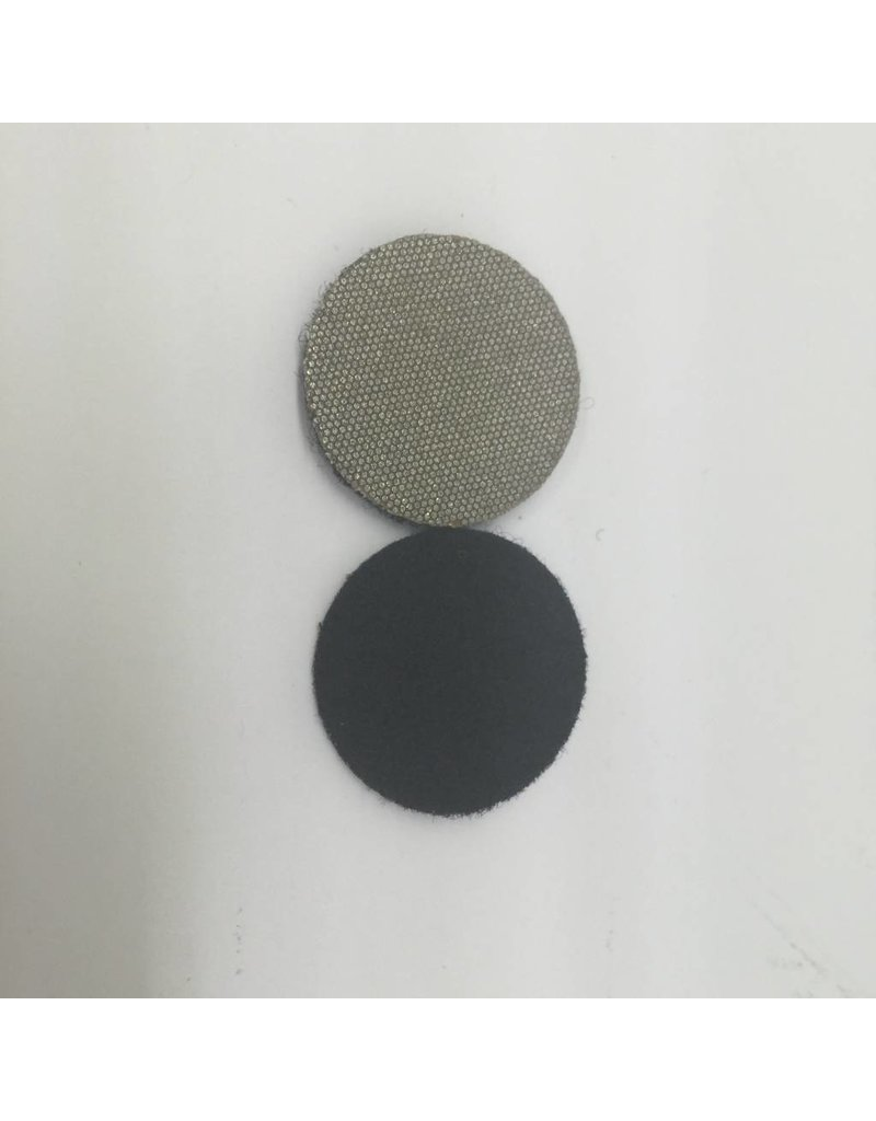 3M 3M QRS Velcro Diamond Disc 1'' Black 120